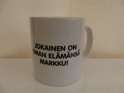 JOKAINEN ON OMAN ELÄMÄNSÄ MARKKU! -MUKI