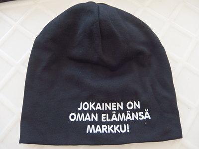 JOKAINEN ON OMAN ELÄMÄNSÄ MARKKU! -PIPO